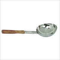 Wooden Ladle Short Handle