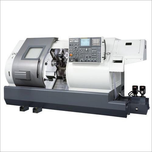 Automatic Vibratory Finishing Machine