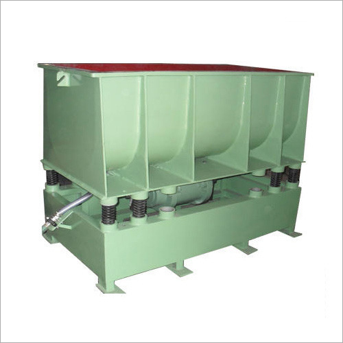 Vibratory Tumbling Machine