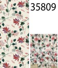 Organza Printed Fabric