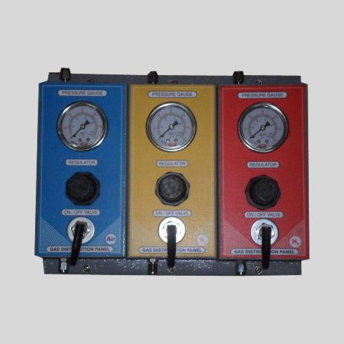 High Pressure Gas Control Box