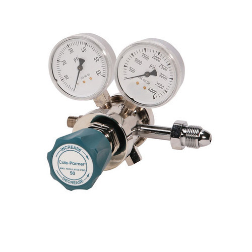 High Pressure Gas Regulator
