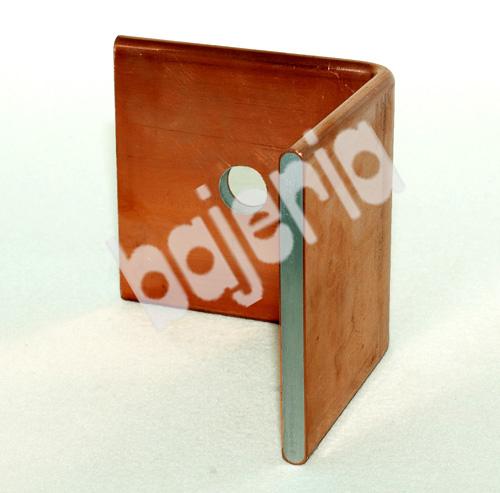 Copper aluminium bimetal
