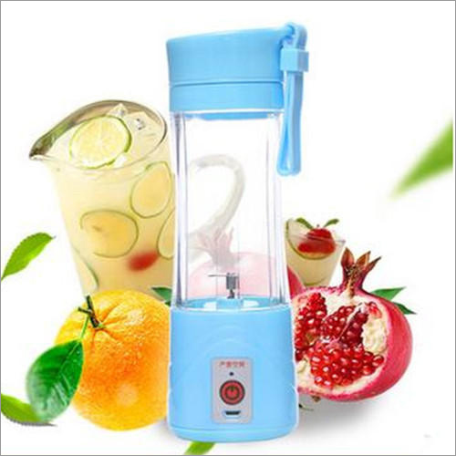 Plastic Portable USB Electric Juicer