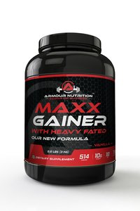 Maxx Gainer with Heavy Fated Dietary Supplement