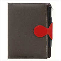 Executive Leather Planner