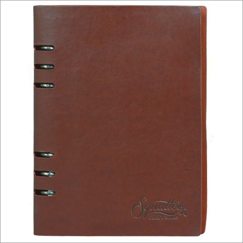 Leather A5 Cover Notebook
