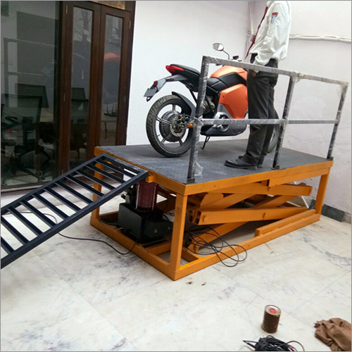 Loading Unloading Lift