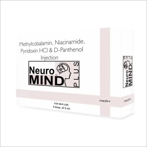 Methylcobalamin, Niacinamide, Pyridoxin HCI Injection