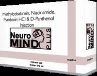Methylcobalamin 1000 + Pyridoxin 10 + Niacinamid 100