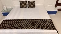 Brocade Bed Runner