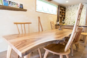 Handcrafted Wooden Furniture