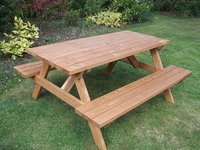 Wooden Benches