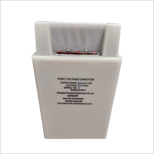 High Voltage Capacitor 50kV 0.15uF, 150nF