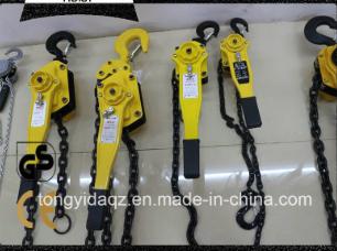 Lever Hoist Manufacturer Manual Lever Block 1.6 Ton Ratchet Lever Hoist