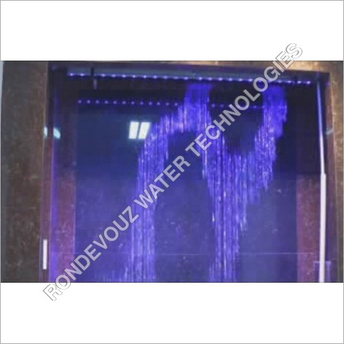 Water Curtain Fountain