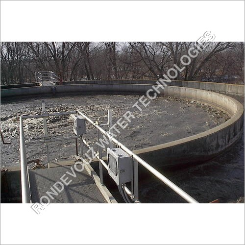 Sewage Industrial Treatment Plant