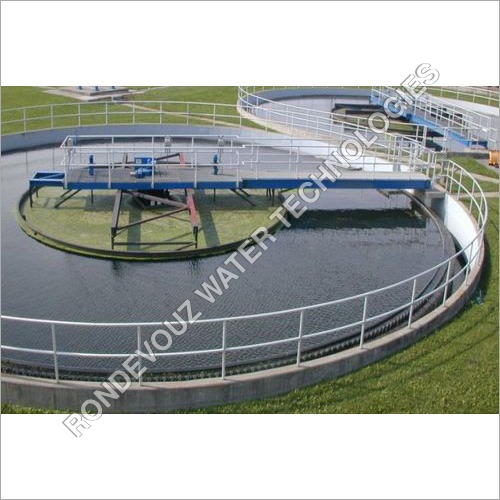 Water industrial Treatment Plant