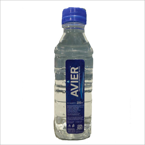200 ml Mineral Water Bottle