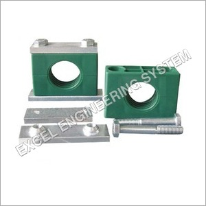 SS Hydraulic Pipe Clamp