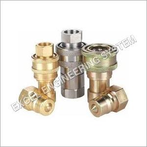 Hydraulic QRC Coupling