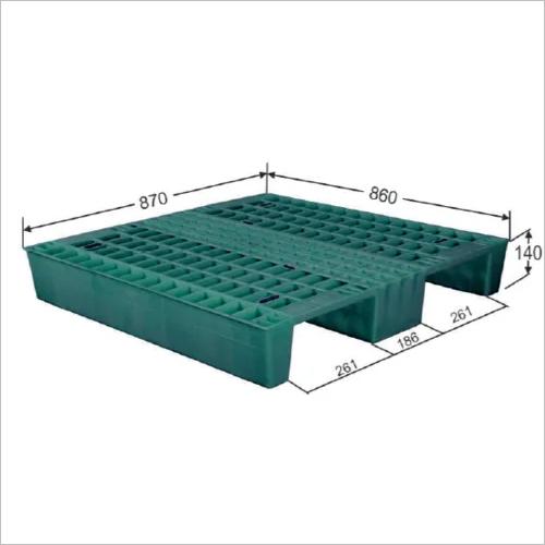 Heavy Duty Pallet / Injection Pallet