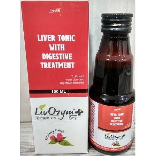 Ayurvedic Liver Tonic with Digestive Treatment