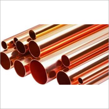 Copper Round Pipe