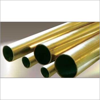 Brass Round Pipe