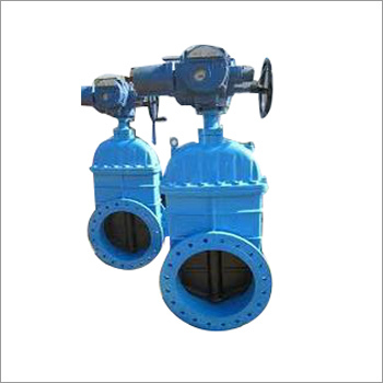 Electrically Operated Gate Globe Valves