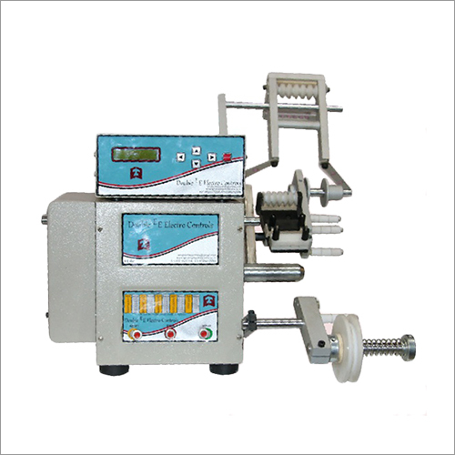 Single Spindle Winding Machine