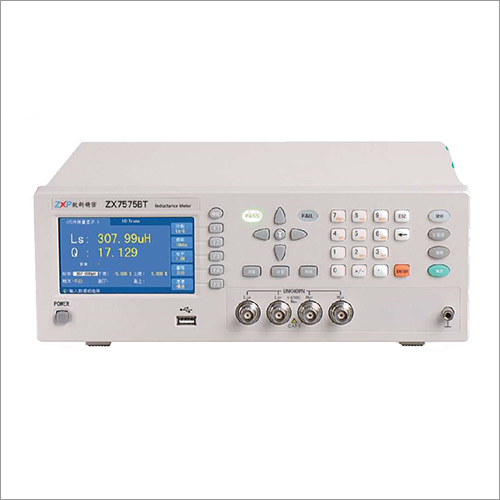 Industrial Inductance LCR Meter