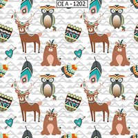 Animal Printed Fabric