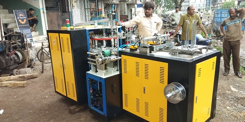 Fully Automatic Paper Cup Forming Machine