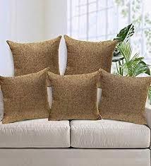 Jute Cushion Covers