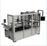 LX420 Case Openning And Filling Machine