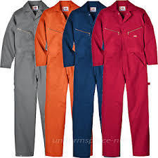 Poly Cotton Coverall