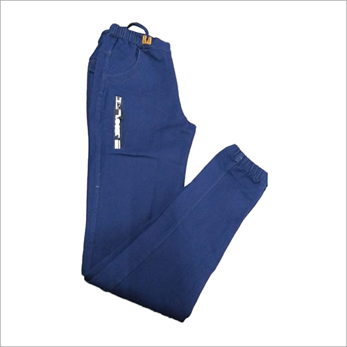 Mens Yoga Blue Pants