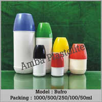 Pharmaceutical HDPE Bottle
