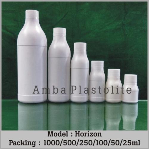 Agro Chemical HDPE Bottle