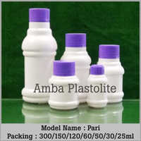 HDPE Pharmaceutical Jars