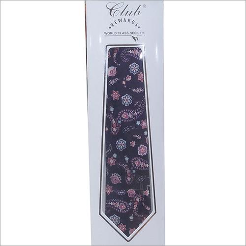 Satan Silk Tie
