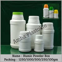 HDPE Powder Box