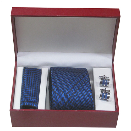 Tch Fancy Box Gift Pack(TIE COUFLINK HANKEY)