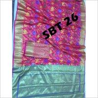 Women's silk saree