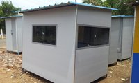 pre fabrications security cabin