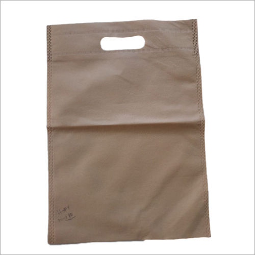 Plain D Cut Bag