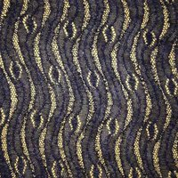 Feather designer net fabrics