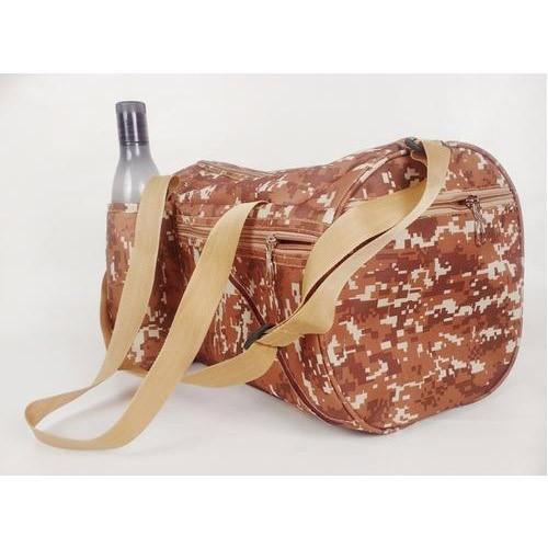 Pattern Gym Bag