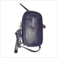 Mens Leather Pouch Bag